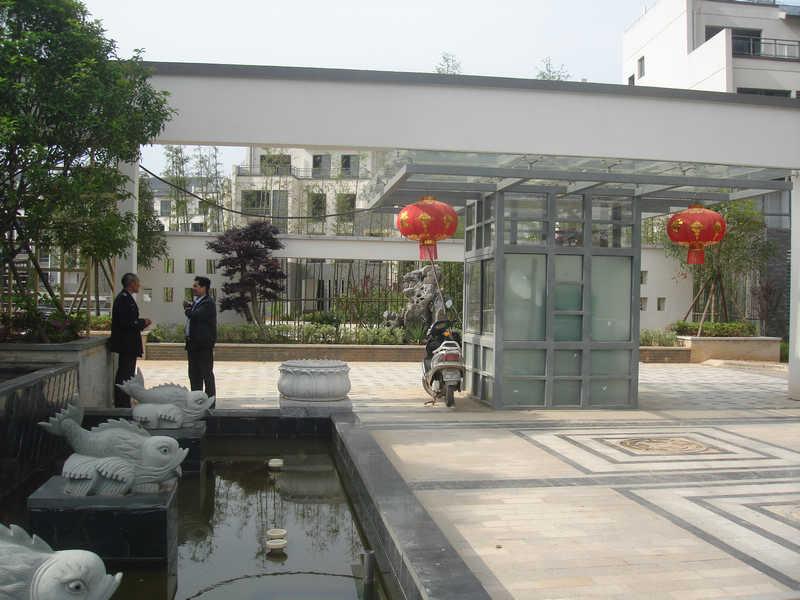 中式徽派现代生态园林的典范(图)图片